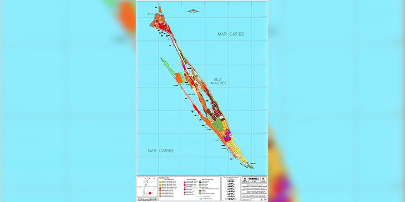 PPDU Isla Mujeres, Quintana Roo (Zona Insular)