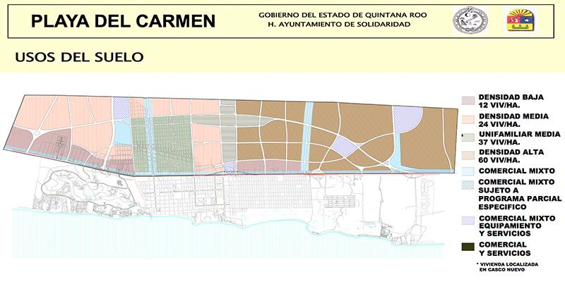 PPDU de la Reserva Poniente de Playa del Carmen