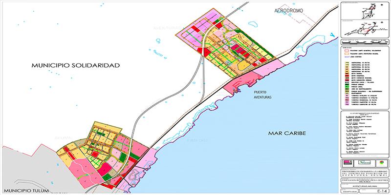 PDU Akumal, Quintana Roo